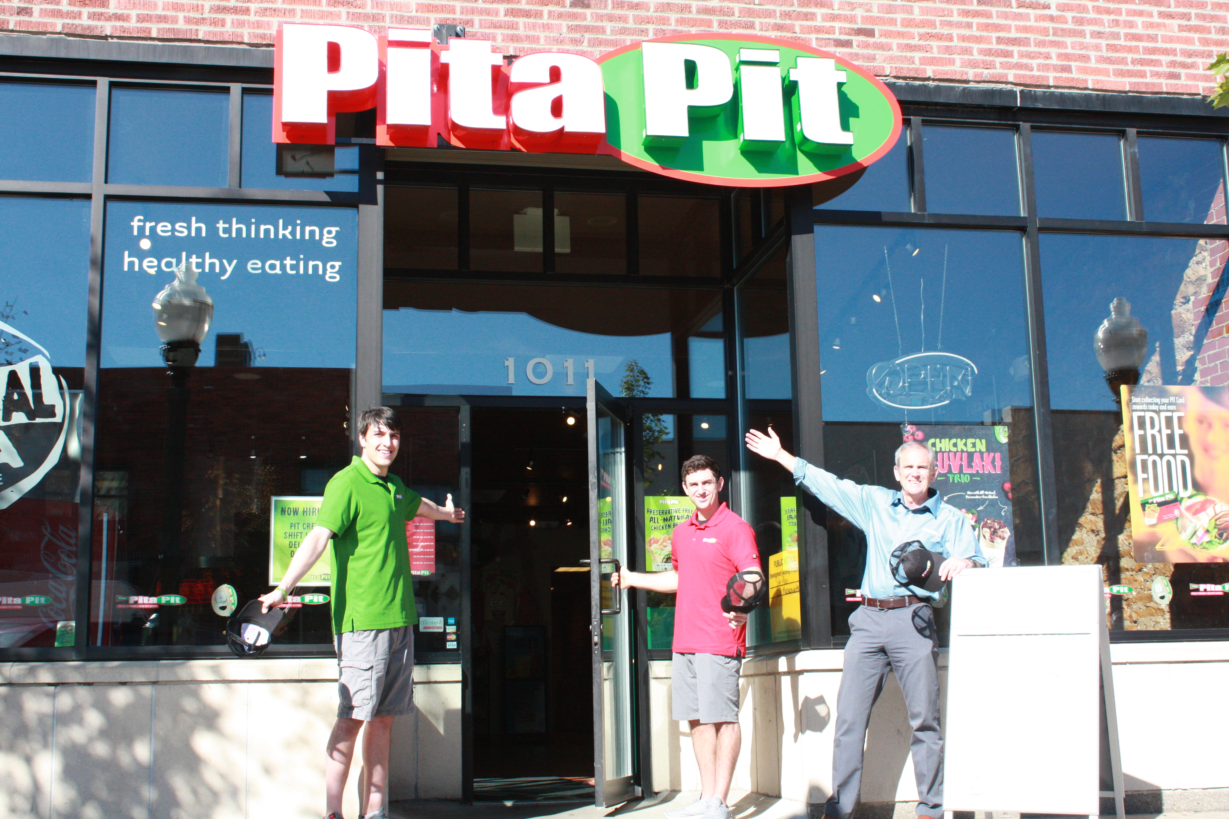 Pita Pit succeeds Under New Local Ownership
