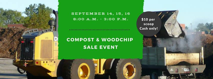 Fall Compost and Woodchip Sale Event