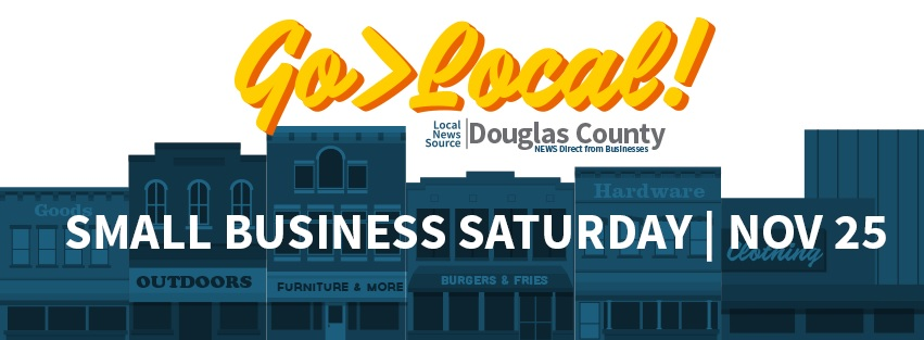 Downtown Lawrence – Small Business Saturday November 25th, 9AM to 9PM