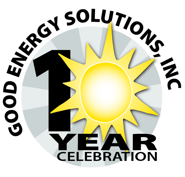 Good Energy Solutions, Inc Celebrates 10 Years of Business
