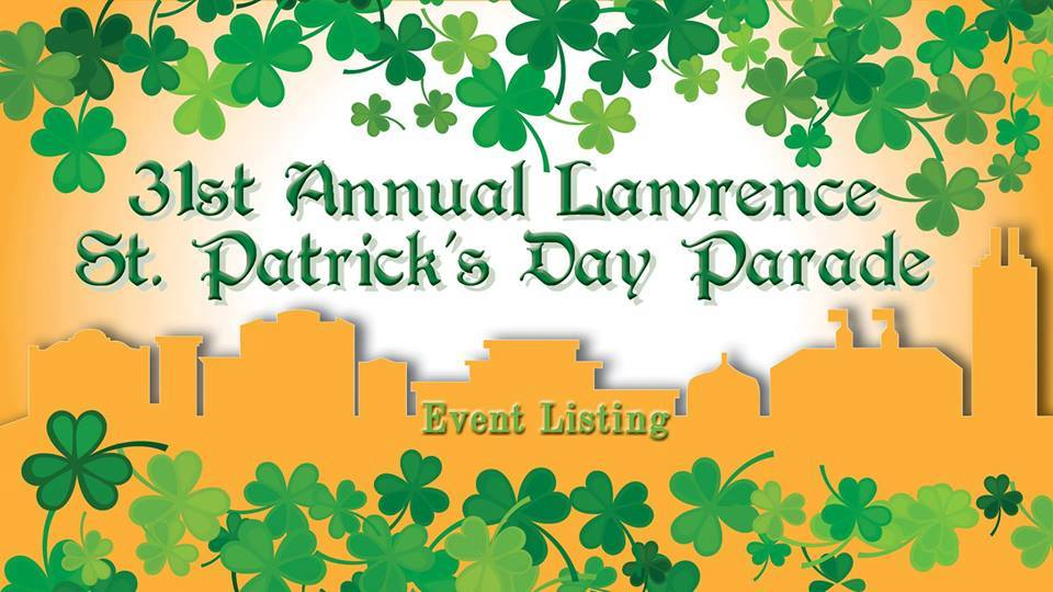 Lawrence St. Patrick's Day Auction