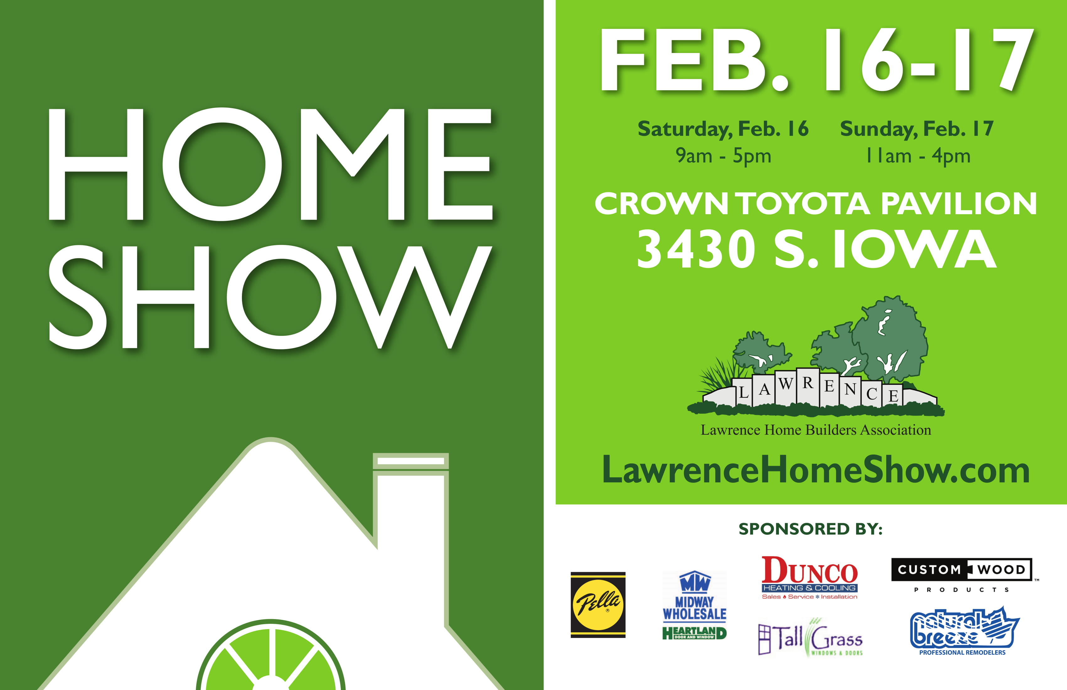Lawrence Home Show
