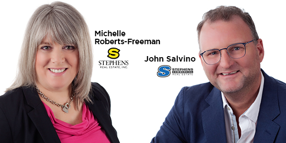 STEPHENS REAL ESTATE WELCOMES NEW AGENTS
