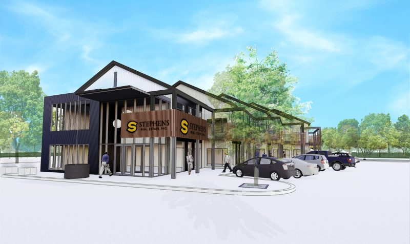 Stephens Real Estate to Renovate and Move to New Location